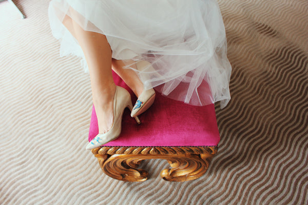 The Best Bridal Shoes for Every Type of Wedding