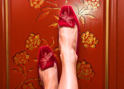 Lucy Choi London, Flat Shoes