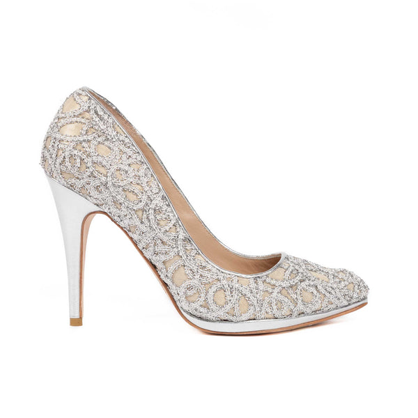 Mayfair White Lace - Lucy Choi London
