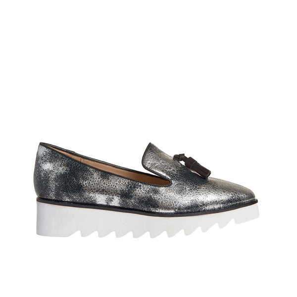 Carnaby Silvery Black - Lucy Choi London