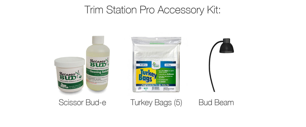 Trim Station Pro Accessory Kit