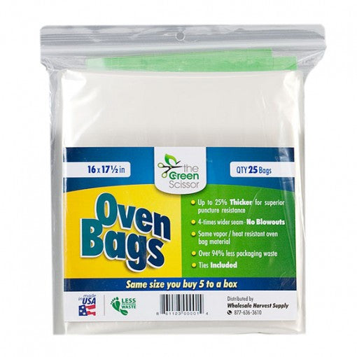 Oven Bags (25 pack)