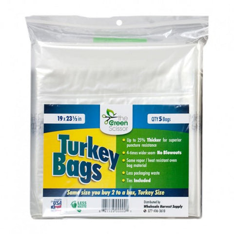 Turkey Bags (5 pack)
