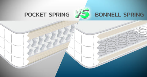 bonnell spring vs pocket spring
