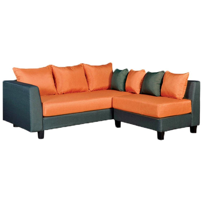 Fabric L Shape Sofa