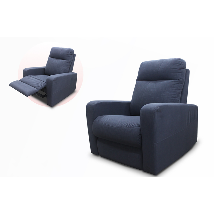 Vine Fabric Recliner Sofa