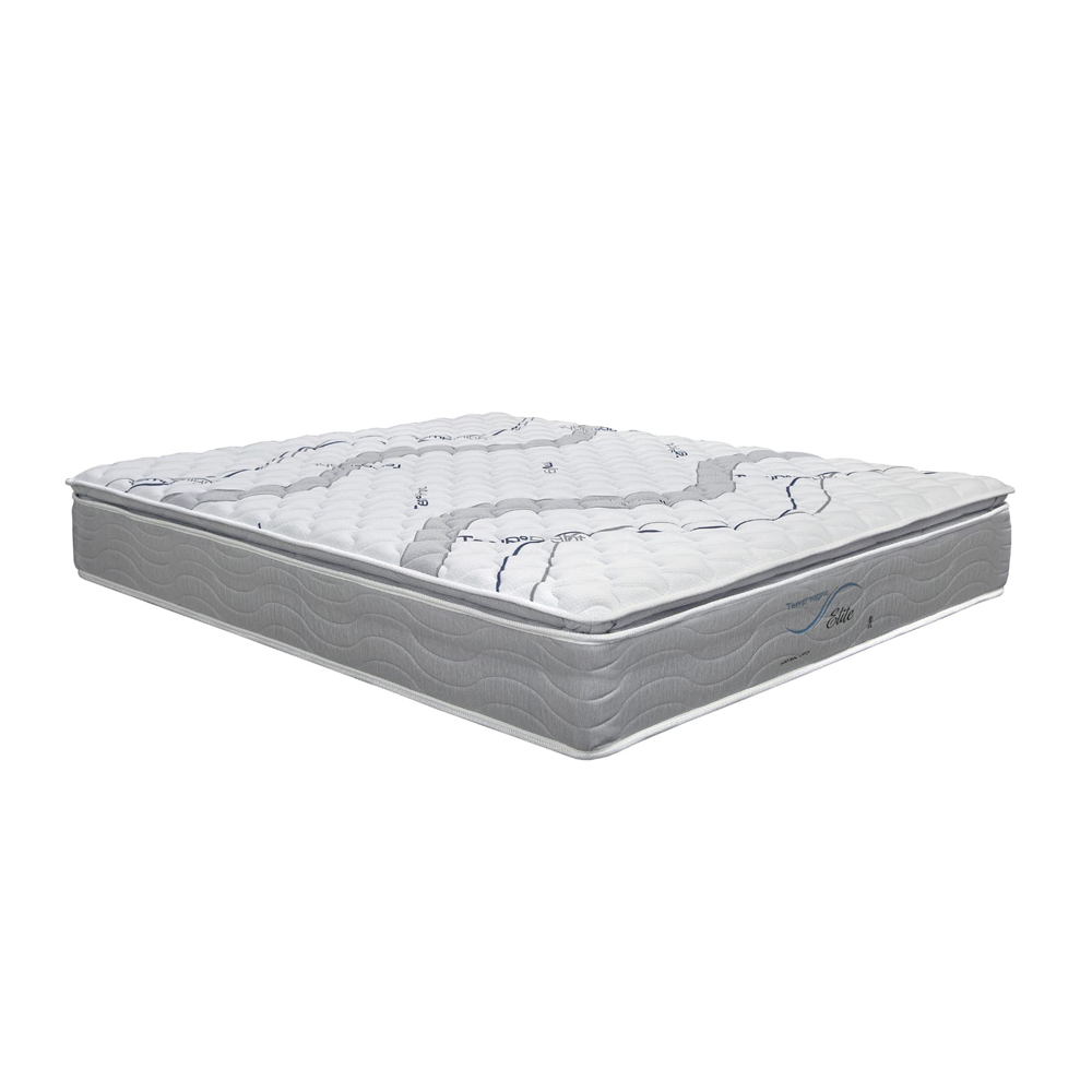 King Koil Thermic Elite Latex Pillow Top Pocketed Spring Mattress