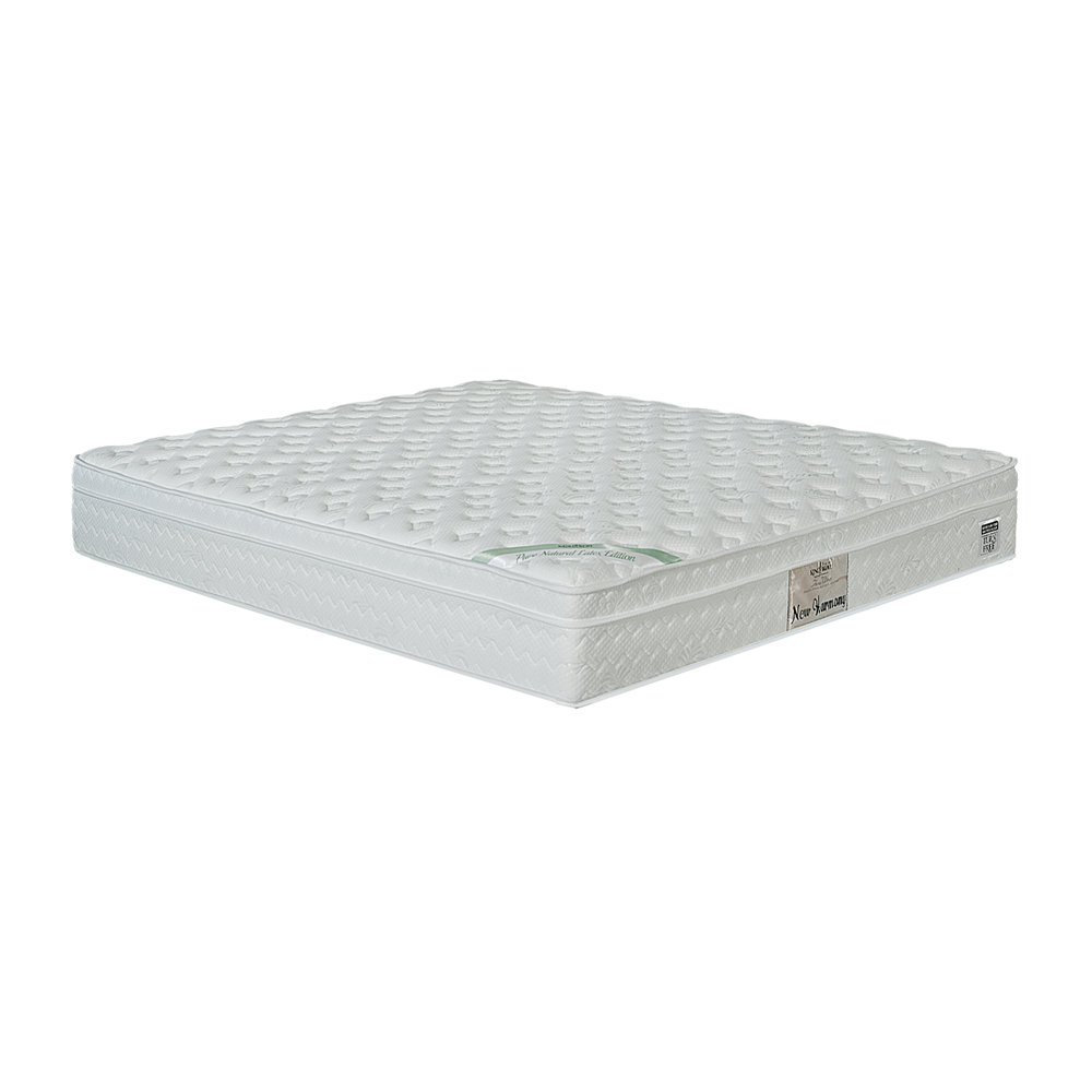 King Koil Thera Ultra New Harmony Latex Pillow Top Pocketed Spring Mattress