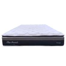Load image into Gallery viewer, Maxcoil Sleep Moment Individual Pocketed Spring Natural Latex Pillow Top Mattress