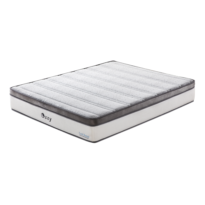 Ozzy Cool Boost Pocketed Spring Mattress