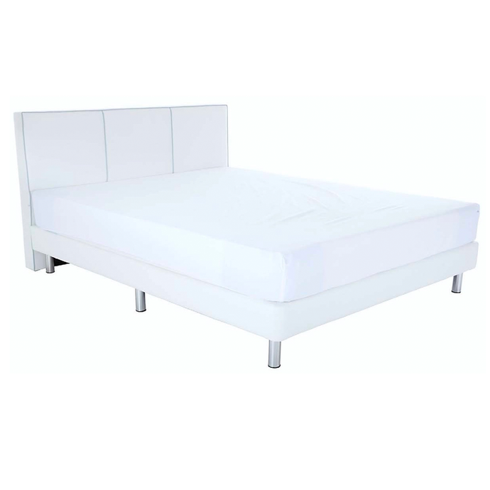 PVC Leather Bedframe