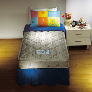 simmons backcare kids 1 mattress