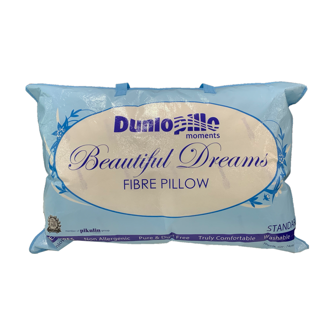 Dunlopillo Beautiful Dreams Fibre Fill Pillow