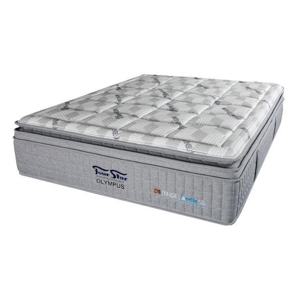 Four Star DETENSE Articsilk Olympus Pocketed Spring Mattress