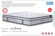 Load image into Gallery viewer, Viro Premier Comfort Pocketed Spring Mattress