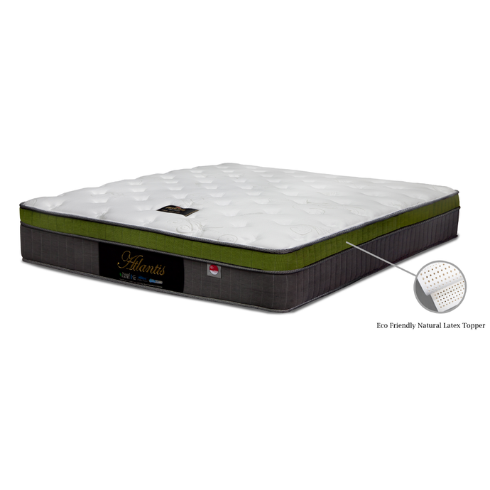 Princebed Atlantis Pocketed Spring Mattress