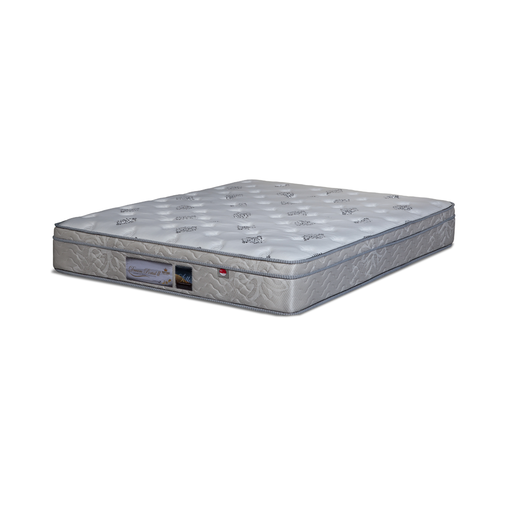 Princebed Dream Portal II Orthopedic Latex Pocketed Spring Mattress