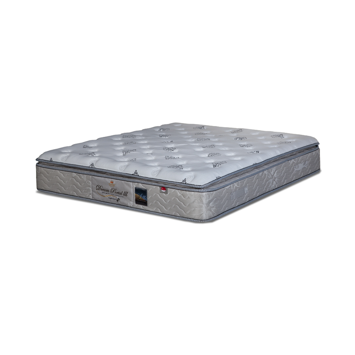 Princebed Dream Portal III Orthopedic Latex Pocketed Spring Mattress