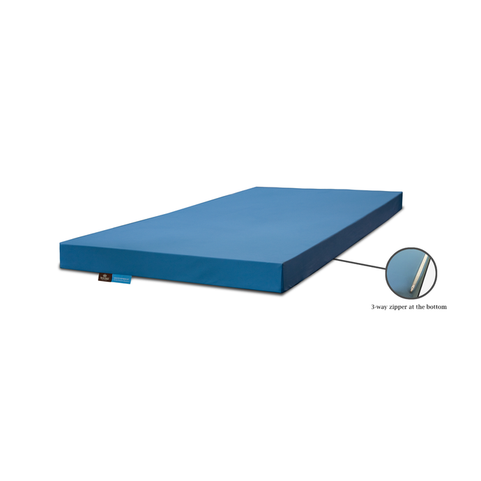 princebed waterproof foam mattress