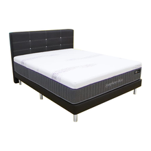 Load image into Gallery viewer, Sleepynight Symphony Bliss Memory Foam Pocketed Spring Mattress Package