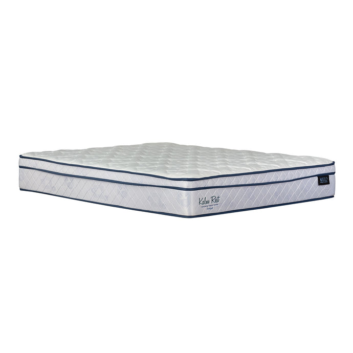viro kalm rest euro top spring mattress