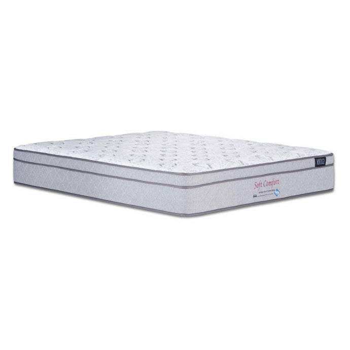Viro Soft Comfort Pocketed Spring Mattress