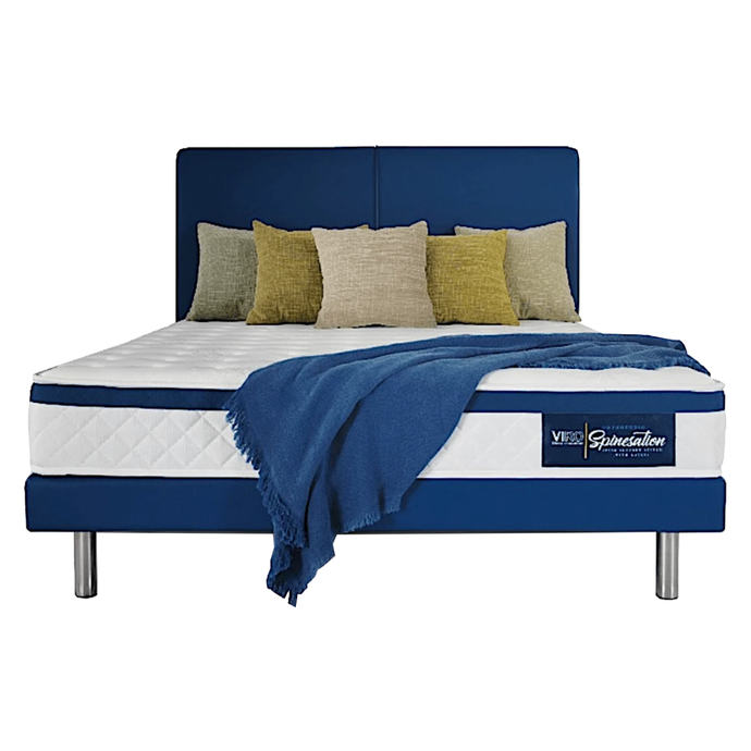 viro spinesation mattress bed set