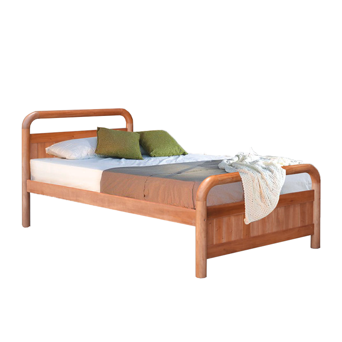 Ron wooden bedframe f19