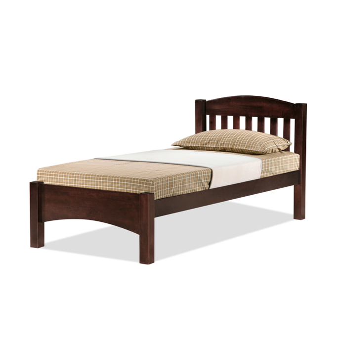Wooden Bedframe Walnut
