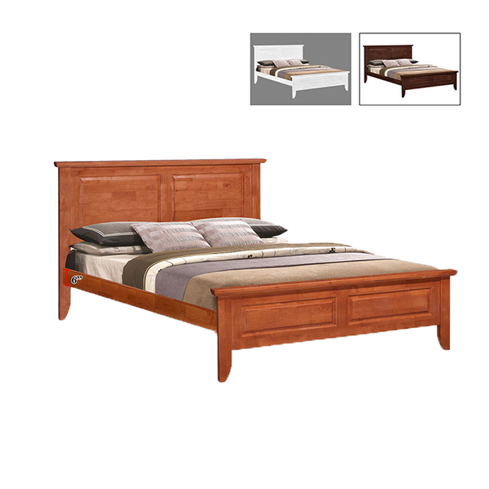 Wooden Bedframe FT48