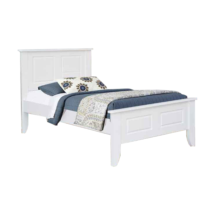 Wooden Bedframe White