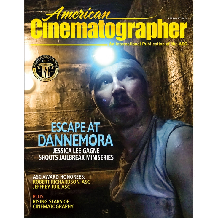 2019 / 02 — February Issue of American Cinematographer
