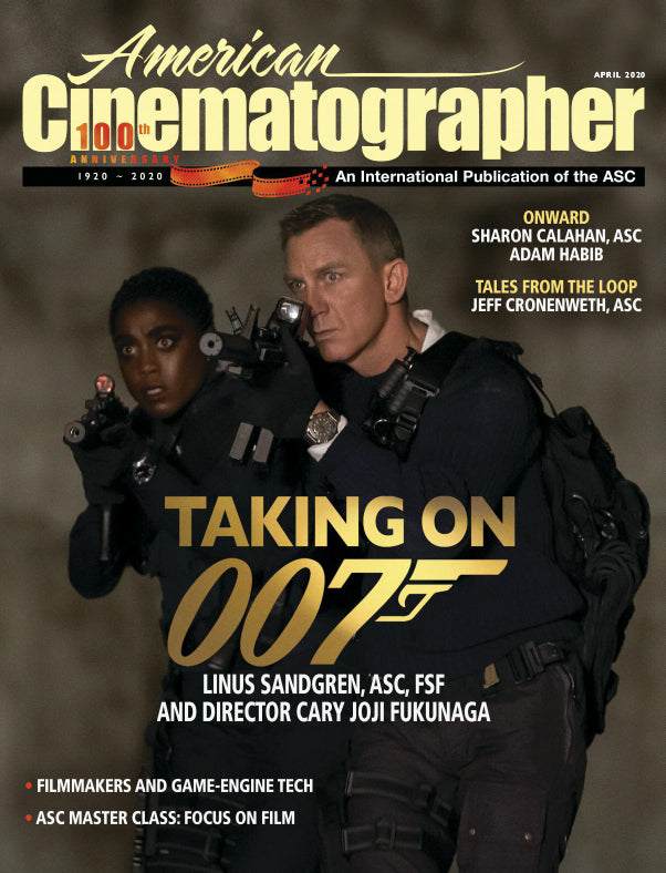2020 / 04 — April Issue of American Cinematographer