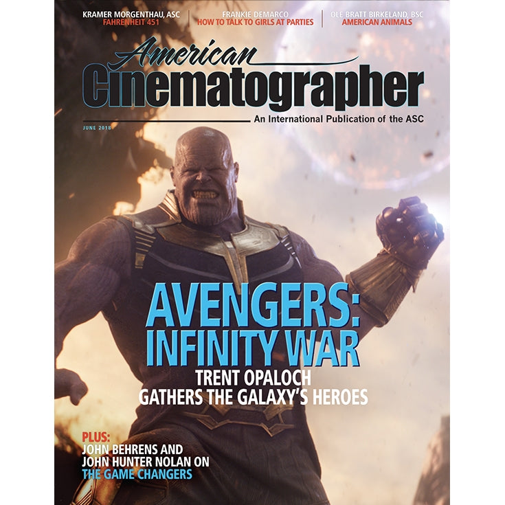 2018 / 06 — June issue of American Cinematographer