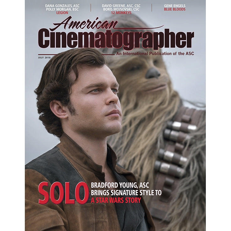 2018 / 07 — July issue of American Cinematographer