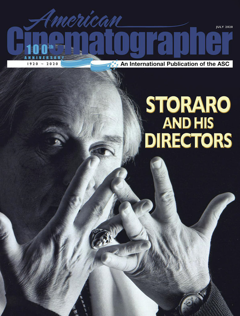 2020 / 07 — July Issue of American Cinematographer
