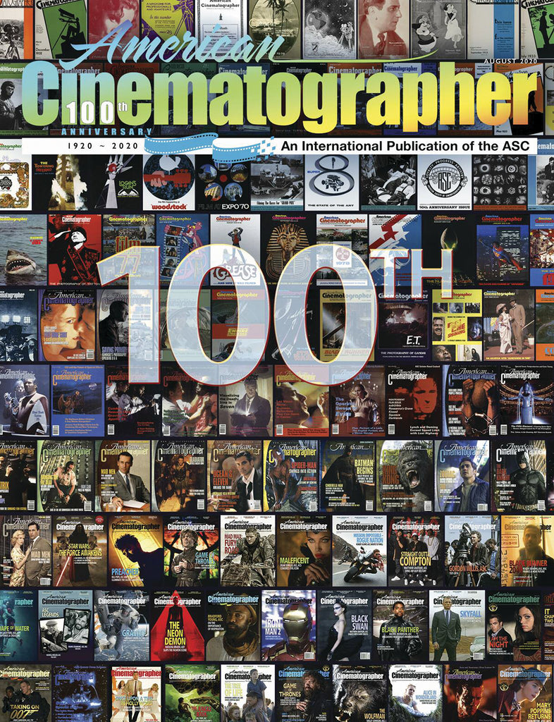 2020 / 08  — August Issue of American Cinematographer