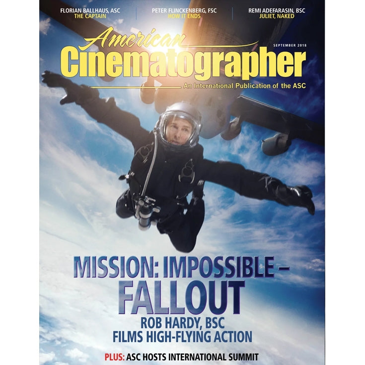 2018 / 09 — September issue of American Cinematographer