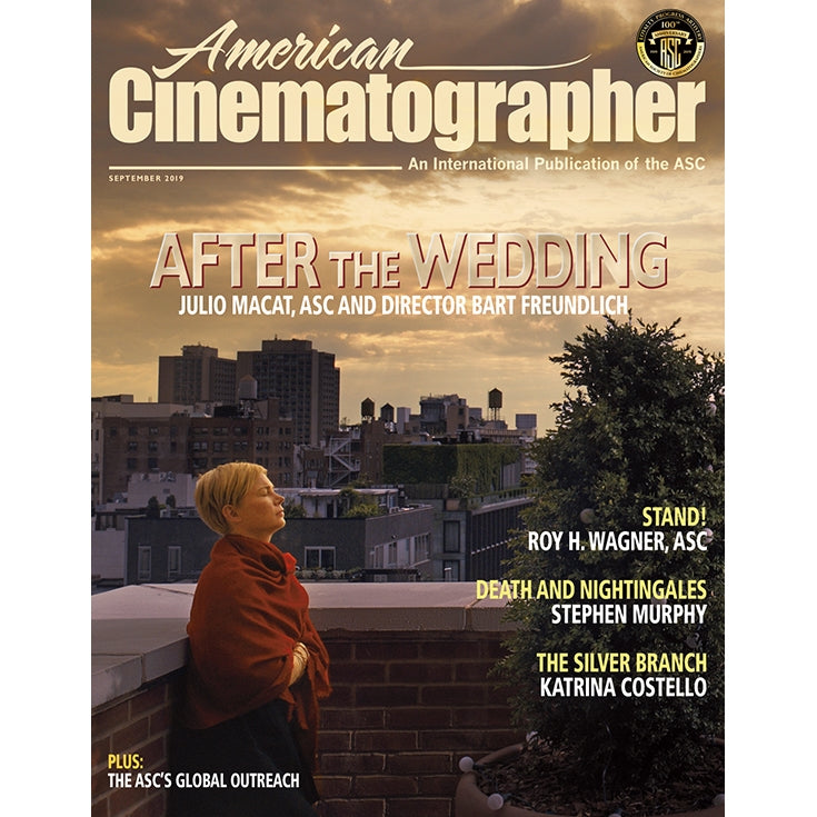2019 / 09 — September Issue of American Cinematographer