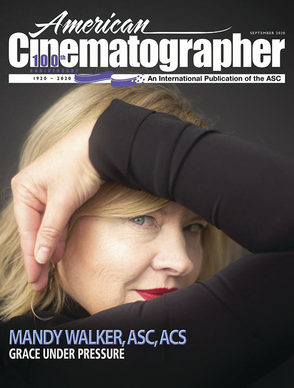 2020 / 09  — September Issue of American Cinematographer