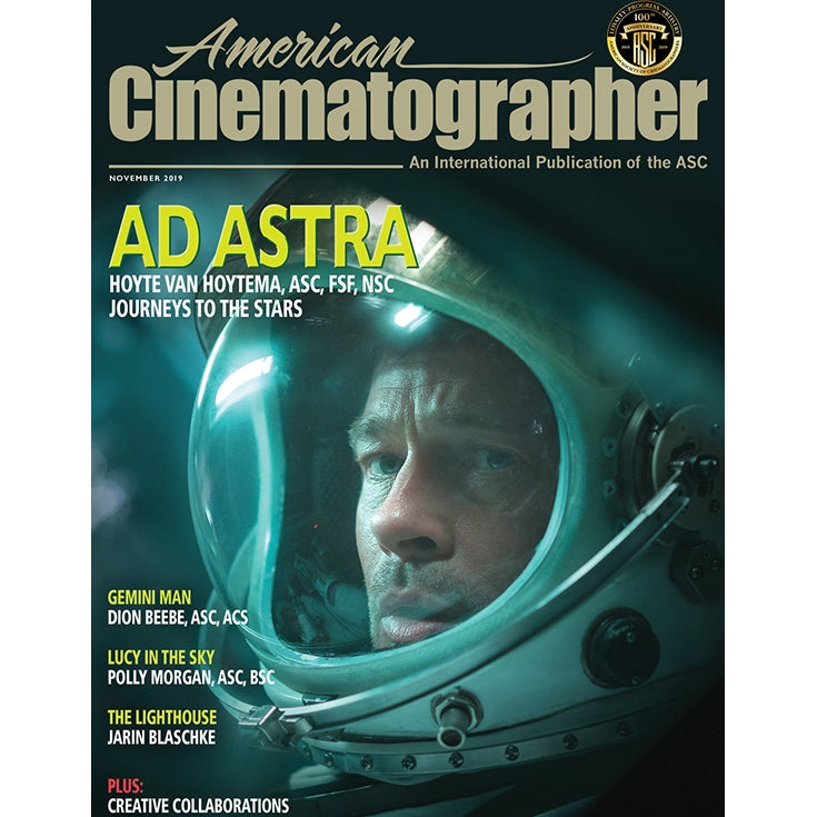 2019 / 11 — November Issue of American Cinematographer