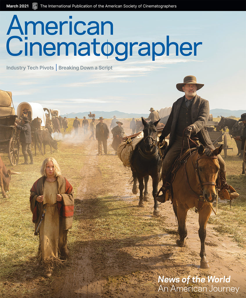 2021/ 03  — February Issue of American Cinematographer