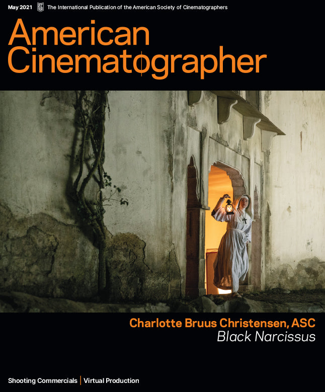 2021/ 05  — April Issue of American Cinematographer