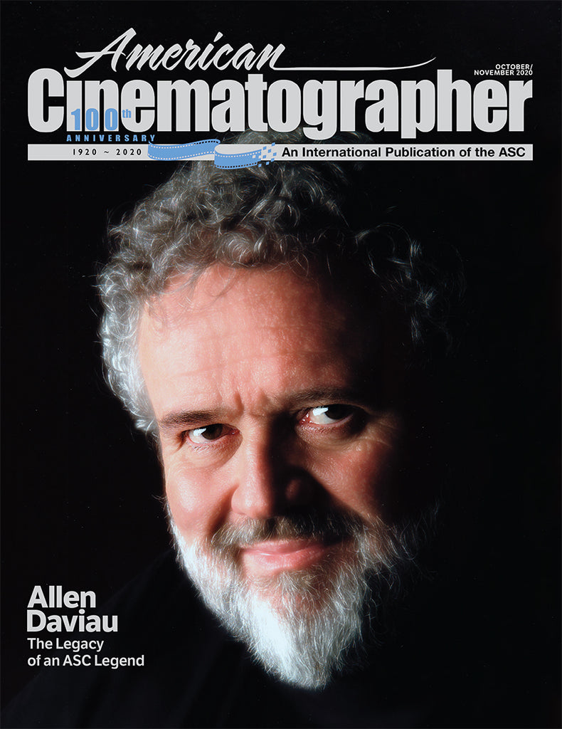 2020/10-11— October-November Issue of American Cinematographer