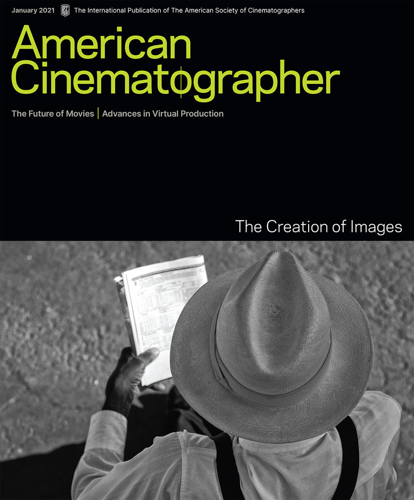 2021/ 01  — January Issue of American Cinematographer