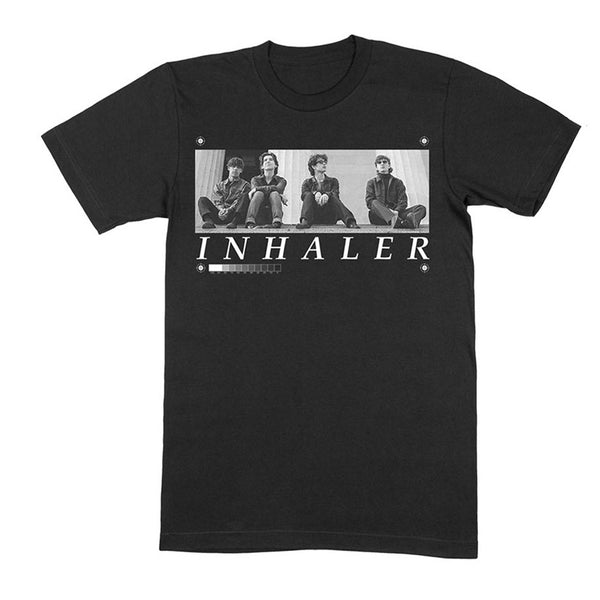 Black 2020 Tour T-Shirt