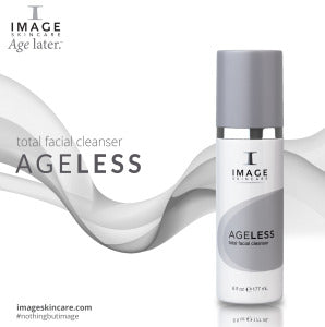 Ageless Total Facial Cleanser - Part of Your 10 Minute Skincare Routine!