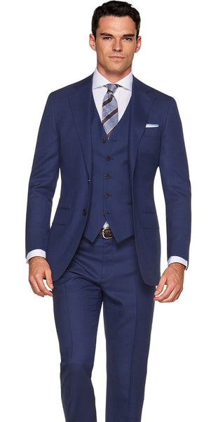 What exactly is a slim fit suit?