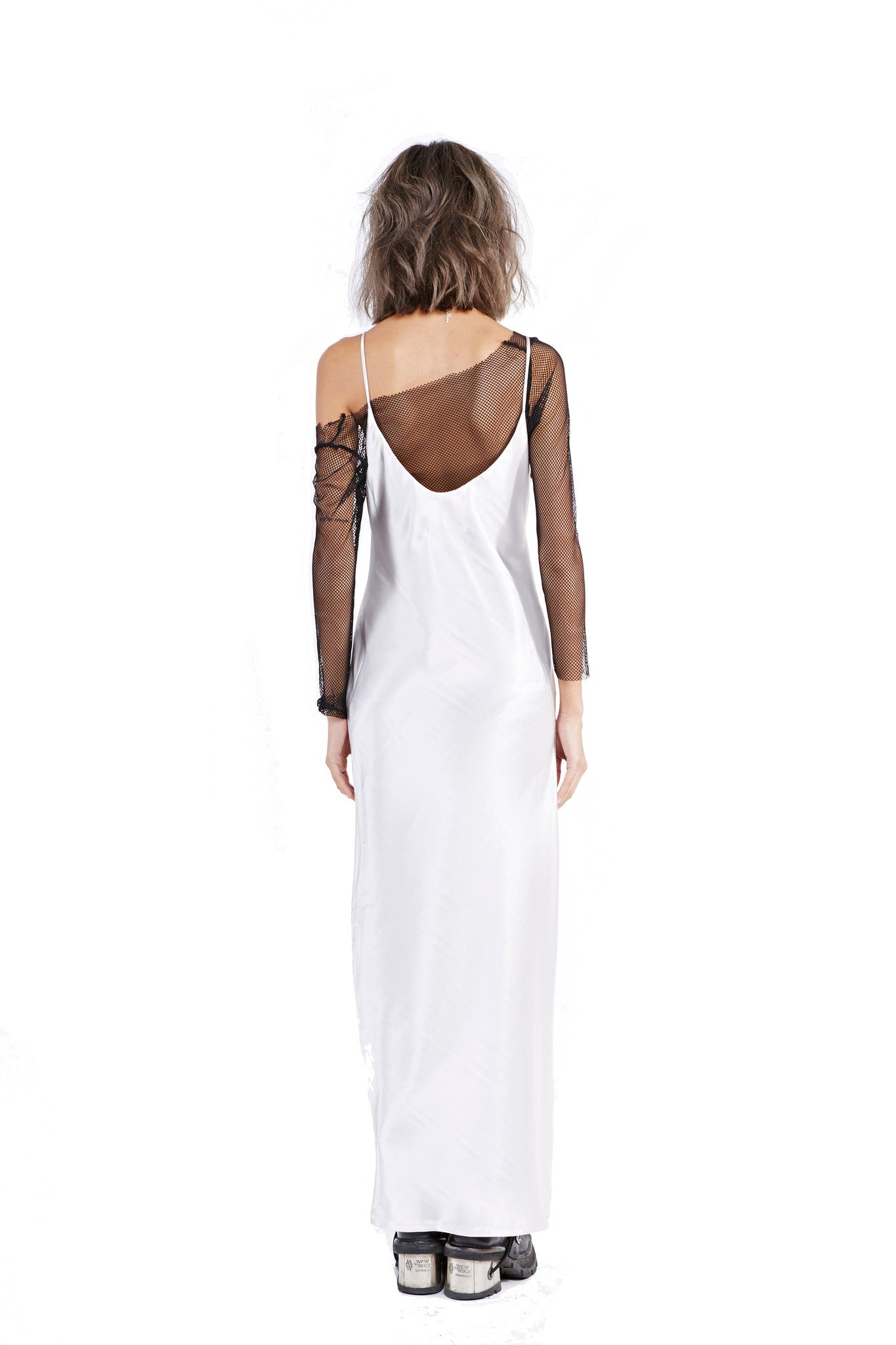 Lost Slip Dress - Off White