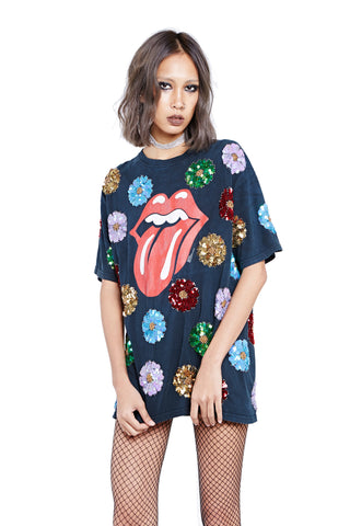 Flower Power Tour Tee - Rolling Stones (4)